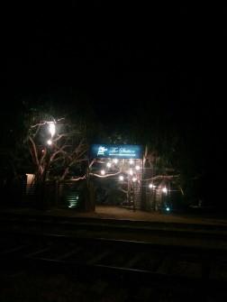 The Station beachfront restaurant